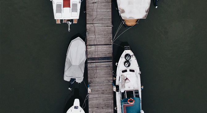Separate boat insurance policy in Easton MD and Chester MD.